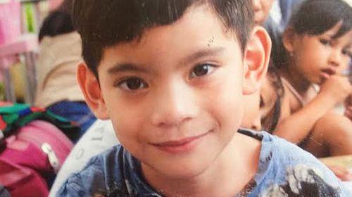 The son of AirAsia pilot Irianto, Arya Galih Gegara.