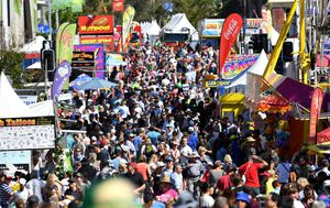 Thousands flock to the Ekka for People's Day