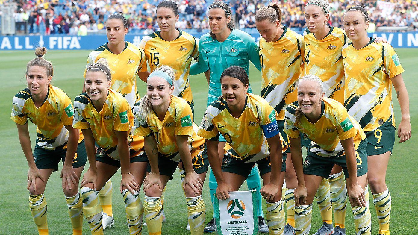 The Matildas