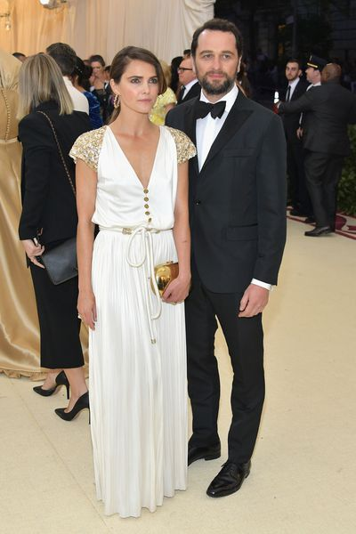 ActressKeri Russell and actor Matthew Rhys