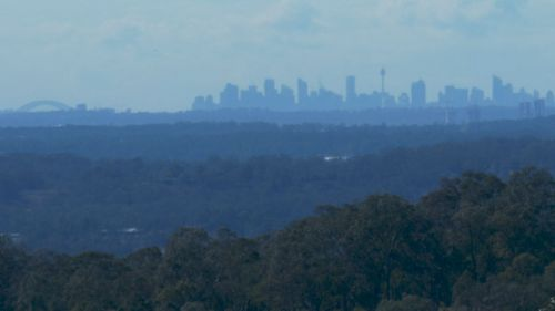 Farmers close enough to Sydney to see the skyline are suffering due to the drought- but are being forgotten.