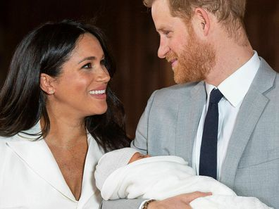 Why Harry and Meghan need to be cautious when building Archie's 'personal brand'