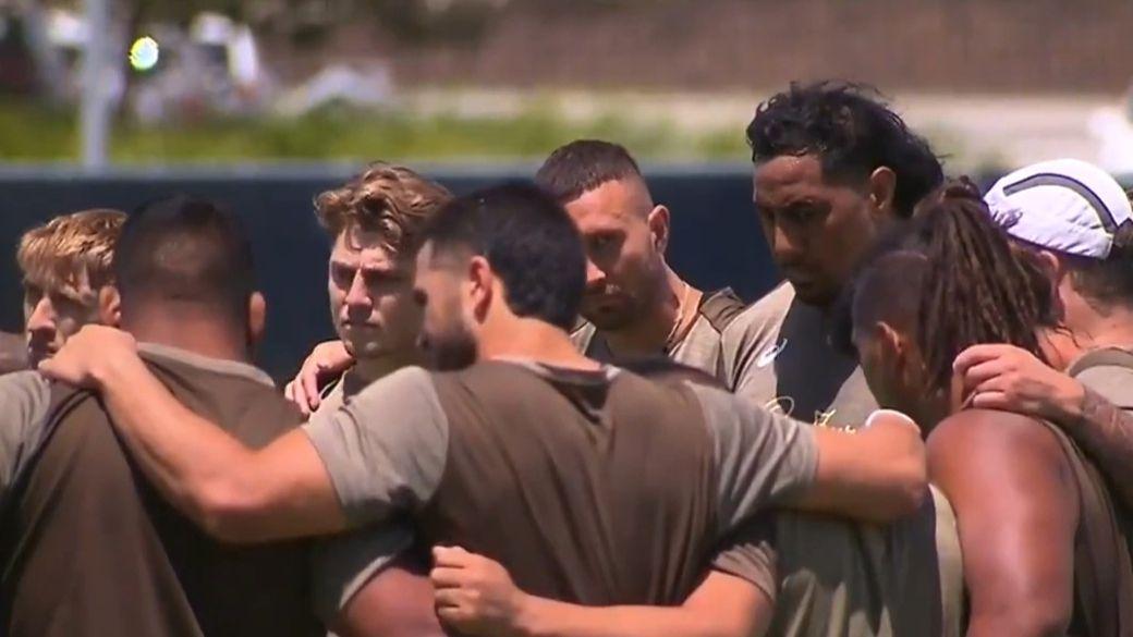 Former AFL player Mick Byrne named coach of new Super Rugby club Fijian Drua