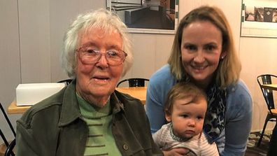 Corrie is racing the clock to fly to Sydney to farewell her beloved grandmother.