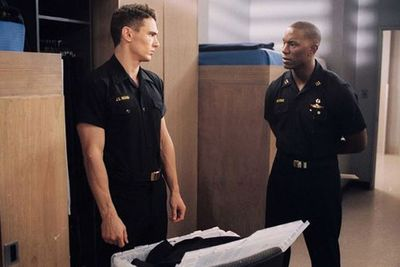 "In 2006, actors James Franco and Tyrese had a total falling out on the set of drama <i>Annapolis</i>... and it was so bad, Tyrese claimed he'd never work with Insta-exhibitionist Franco <i>again</i>! ""I never will,"" Tyrese said once filming had wrapped. ""I'm sure he feels the same way.""<br><br>But what could James have done that was <i>so</i> bad?! According to a source, he was ""rude to all his co-stars and used to full-on hit Tyrese when practicing their boxing scenes."" <br><br>And to think he blamed it all on method acting... pffff! <br><br>"