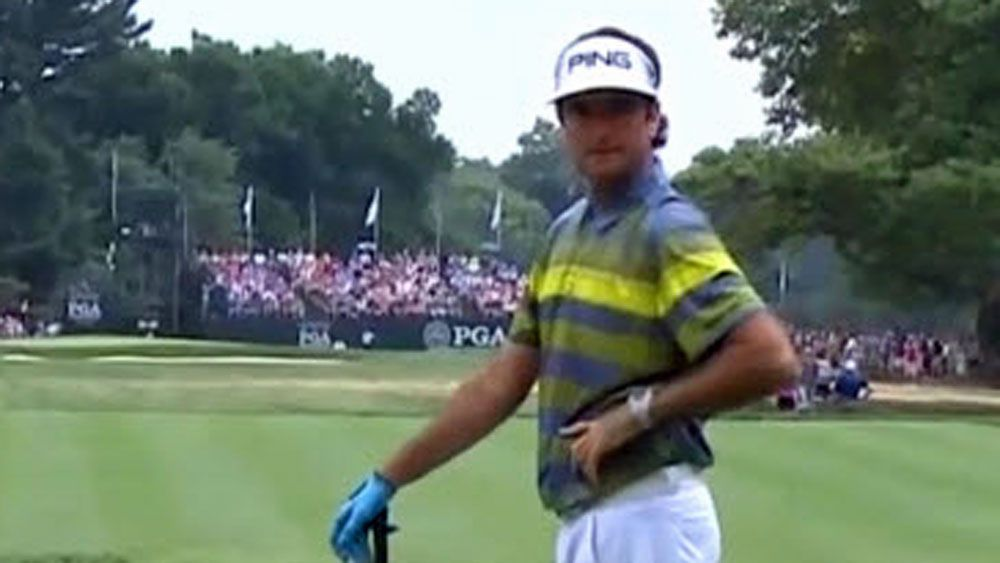 Golf: Major champions heckled by fans at PGA Championship