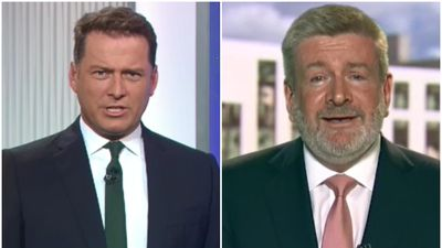 'That's your pitch?' Karl Stefanovic blasts minister over NBN bungle