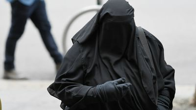 ISIS recruiter's wife 'intimidated' in court