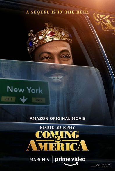 Biggest movies, 2021, Coming 2 America.