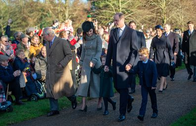Prince William Princess Charlotte comment favourite royal Wales