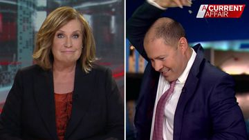 Why Frydenberg bolted from his on-air interview