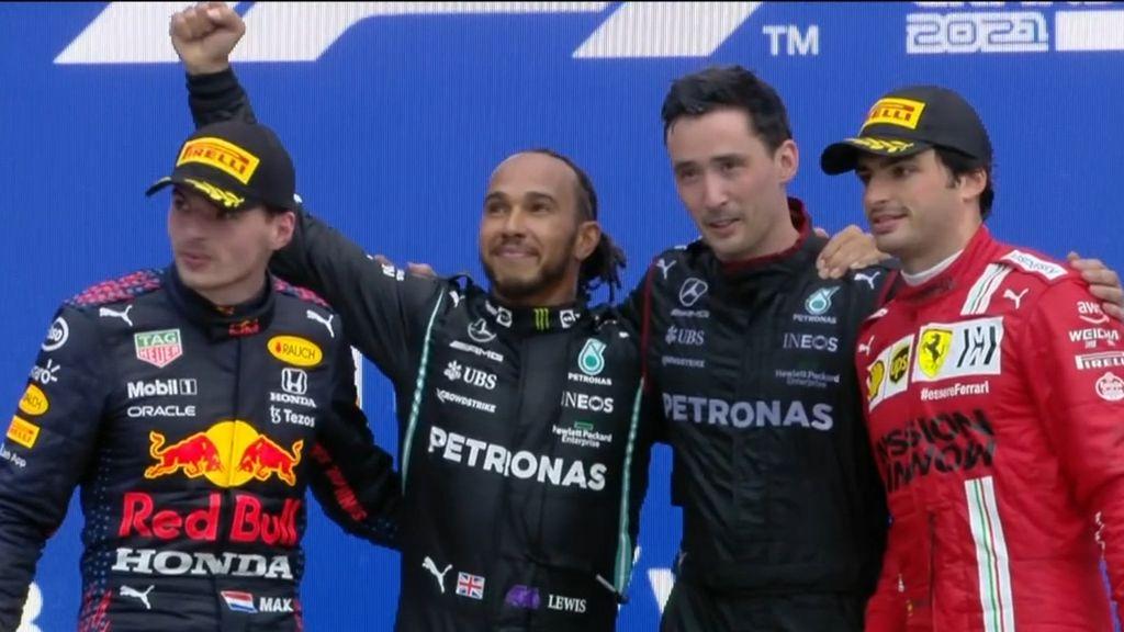 Lando Norris denied first ever Formula One victory in cruel late twist at Russian Grand Prix