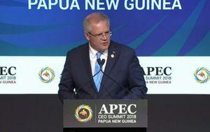 Huge Australian coalition push to electrify PNG