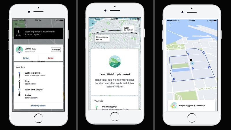 Uber expands UberPool offering to Melbourne after 'strong