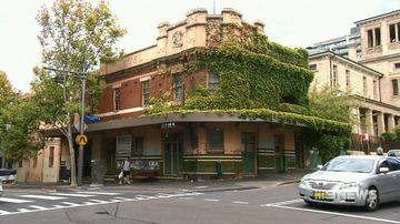 Pyrmont's iconic Terminus Hotel to re-open after 34 years