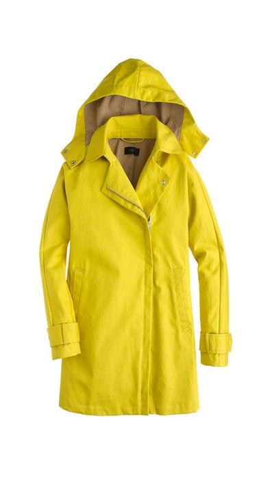 """<a href=""""https://www.jcrew.com/au/womens_category/outerwear/cotton/PRDOVR~B8412/B8412.jsp""""> Swing Trench Coat, $382.50, JCrew</a>"""