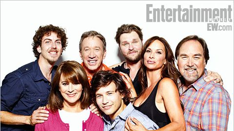 Home Improvement cast reunites after 12 years