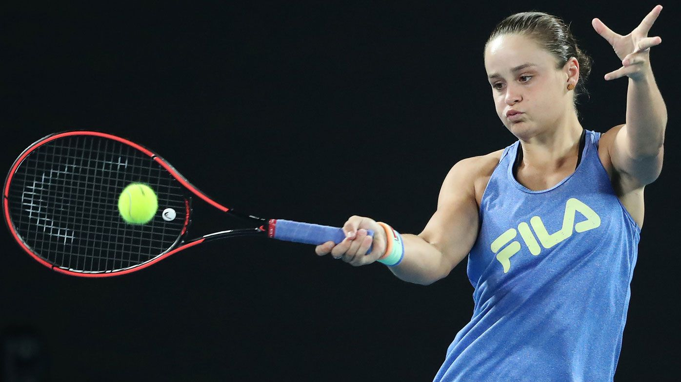 Ashleigh Barty vs. Polona Hercog - 10/22/20 Australian Open Tennis Pick, Odds & Prediction