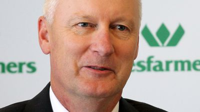 Outgoing Wesfarmers MD nets $12 million payday
