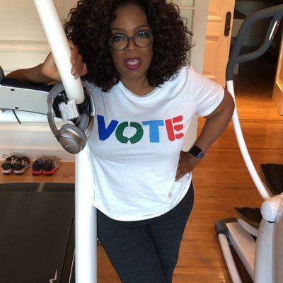 3. Oprah Winfrey (US$2.8 billion)