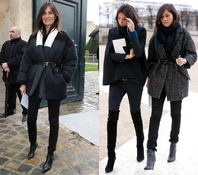 How French fashion editor Emmanuelle Alt influences the denim you wear.
