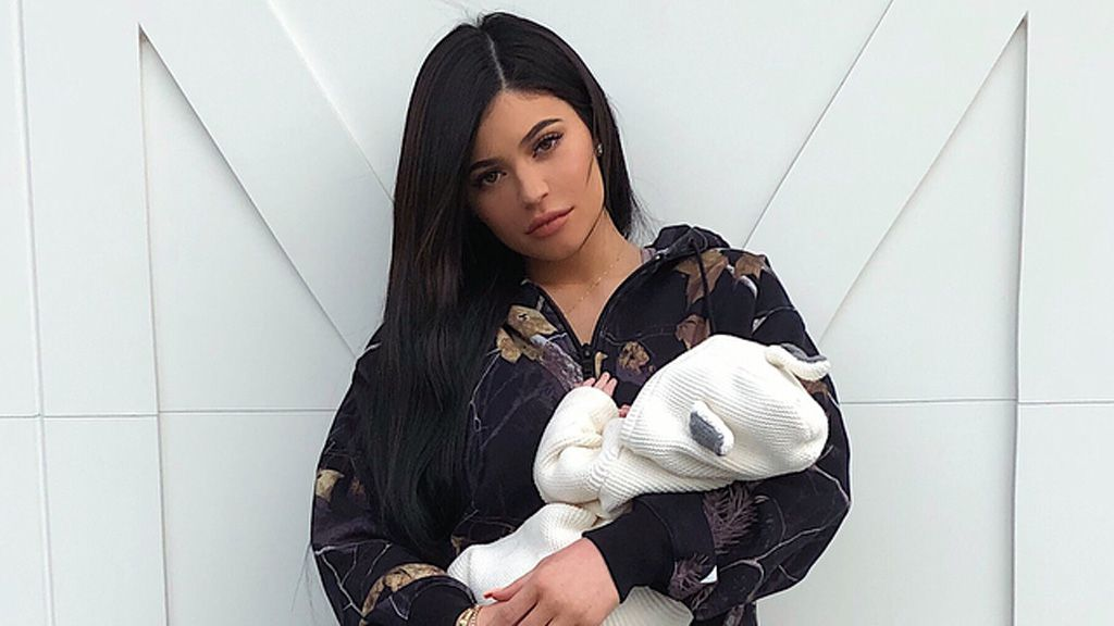 Kylie Jenner's baby is the owner of a $30,000 shoe collection