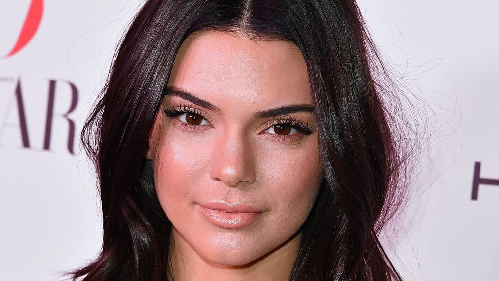 Kendall Jenner's blonde ambition