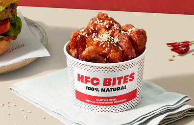 Grill'd HFC Bites