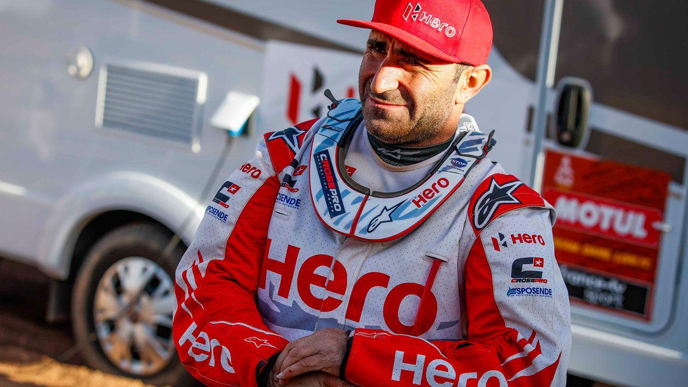 Rider Paulo Goncalves dies after Dakar Rally crash
