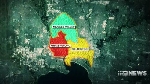 The City of Maribyrnong has followed the lead of neighbouring councils. (9NEWS)