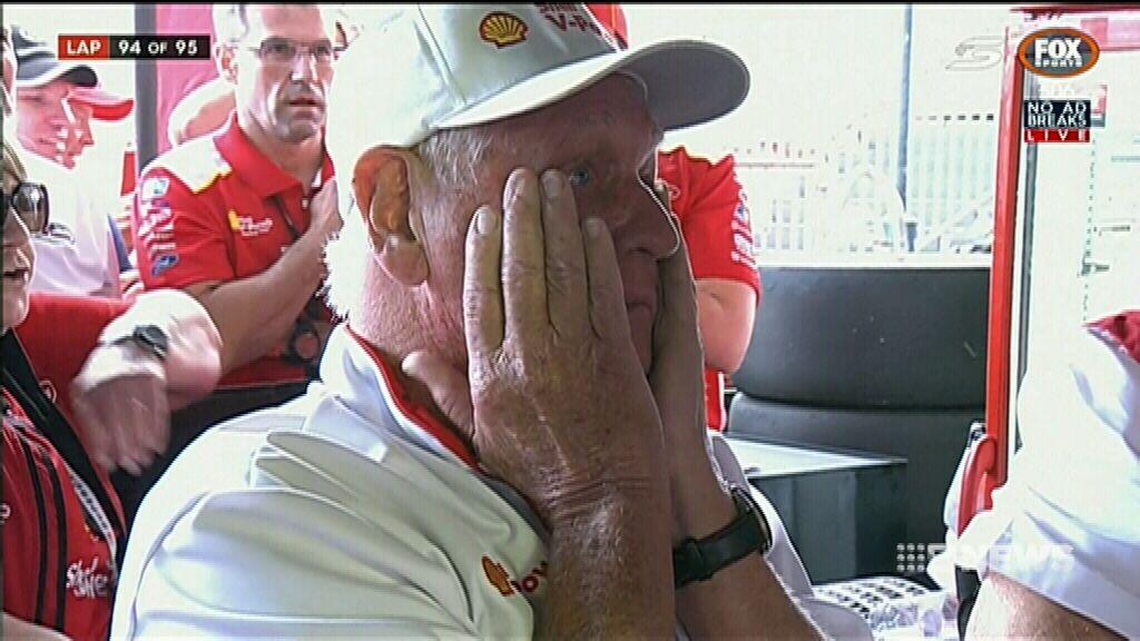 McLaughlin's heartache for Supercars title