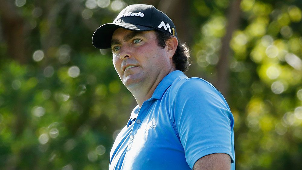 Australian golfer Steven Bowdith was arrested in the US. (Getty Images)