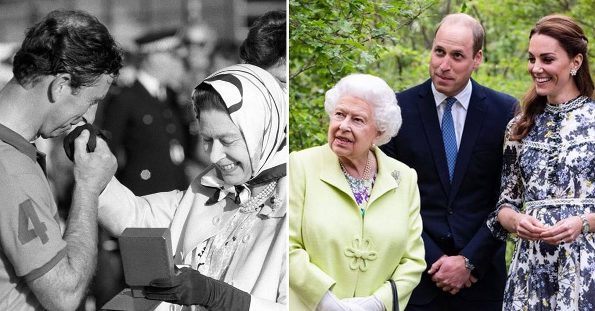 Prince Charles Kate and Wills lead birthday tributes to Queen Elizabeth with sweet photos – 9Honey