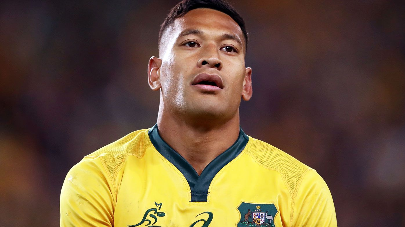 'He posted it out of love': Israel Folau's family and friends speak out in defence of embattled star