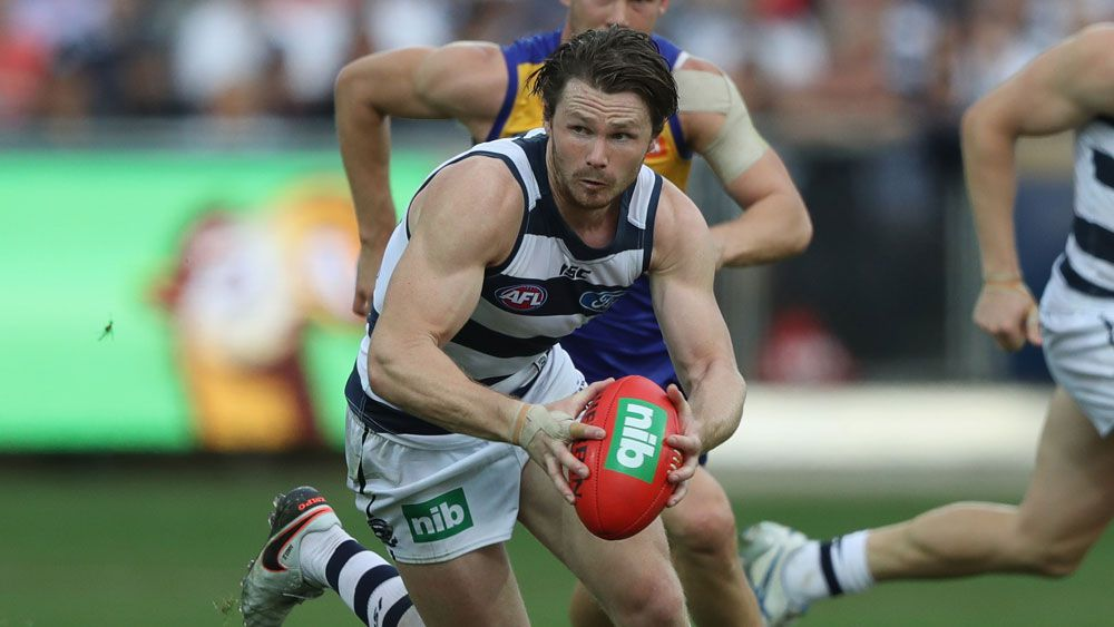 Geelong defeat West Coast by 44 points