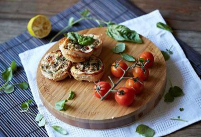 "Recipe: <a href=""http://kitchen.nine.com.au/2016/05/05/10/44/brooke-merediths-paleo-turkey-egg-cups"" target=""_top"">Brooke Meredith's paleo turkey egg cups</a>"