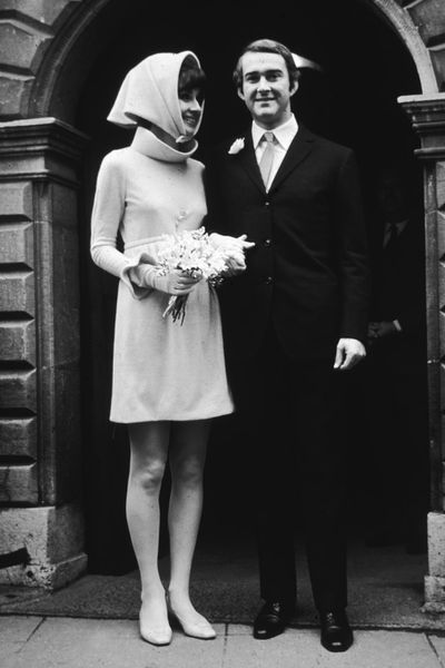 <p>Train and veil not really your style? Take inspiration from stylish brides of yesteryear and opt for an unconventional dress that will still make you feel every bit the princess.</p><p>&nbsp;</p><p>&nbsp;</p>