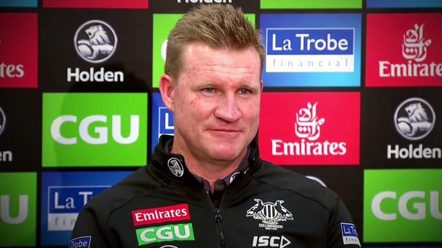 Collingwood woes - no finals, no Bucks