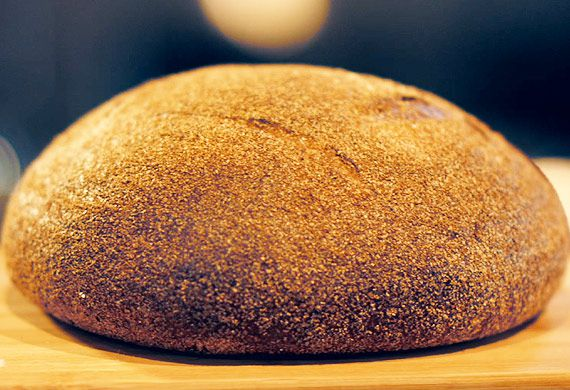 Matt Moran's wholemeal bread