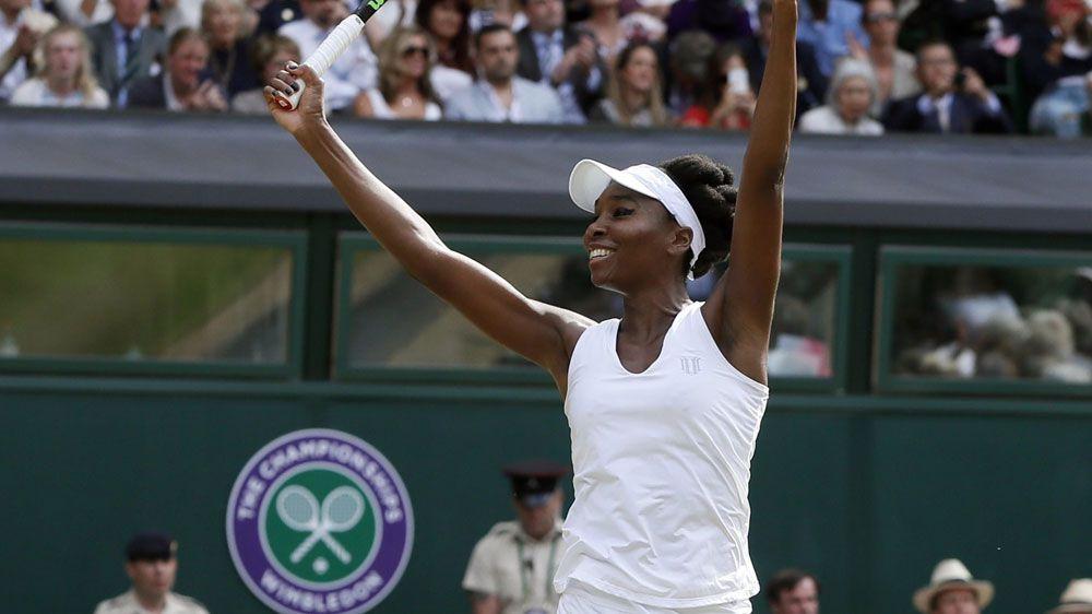 Venus Williams into ninth Wimbledon final after defeating Johanna Konta