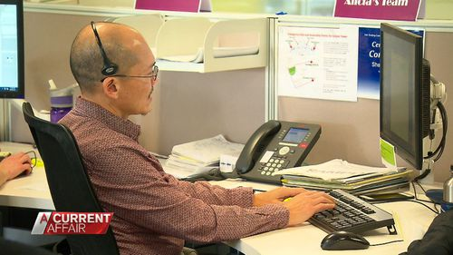 Operators say they have received some bizarre calls.