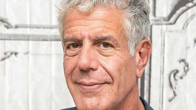 Anthony Bourdain college course to be taught at Louisiana University.