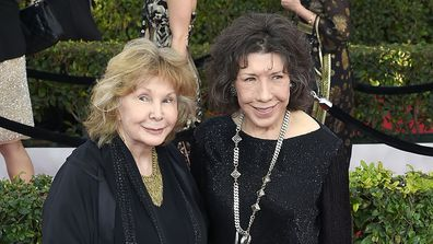 Jane Wagner, Lily Tomlin, Annual Screen Actors Guild Awards, 2017