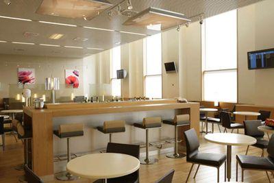 <strong>Paris, France: Charles De Gaulle La Premiere lounge&nbsp;</strong>