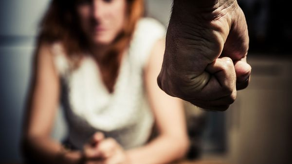 Living in an abusive relationship