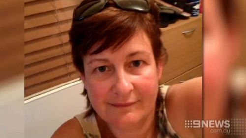 """Mother Michelle Doyle. Her husband Darren told the court, """"I'll never hear my wife's laugh again."""" (9NEWS)"""