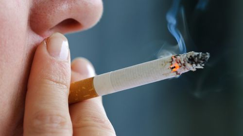 13 percent of Australian male and females aged 18 and above still smoke daily.
