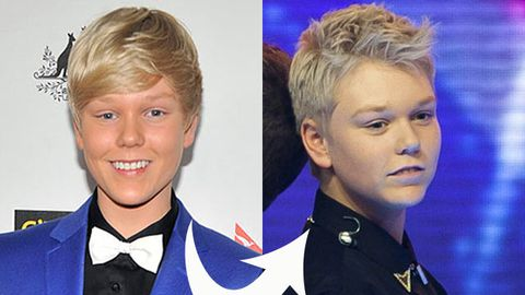 <i>Australia's Got Talent</i> winner Jack Vidgen got a 'grown-up' Bieber-style makeover