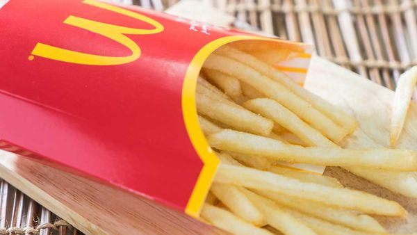 Macca's french fries