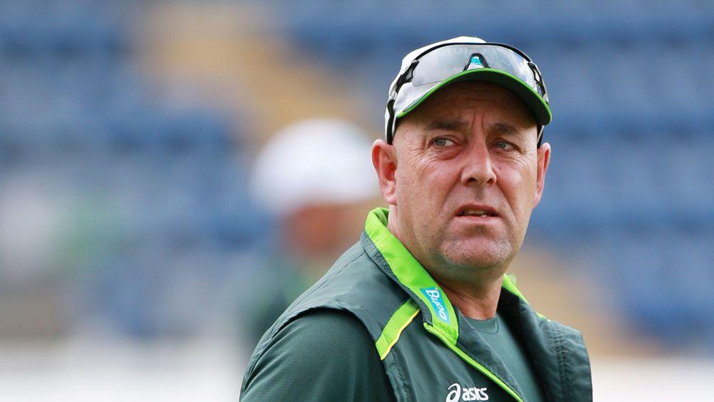 Australia coach Darren Lehmann.